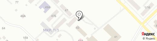 Центр Профессиональных Знаний на карте Ноябрьска