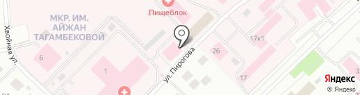 Фармация на карте Ноябрьска