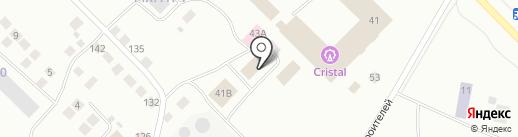 ЖЭУ №3 на карте Ноябрьска