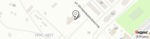 Магазин на карте Ноябрьска
