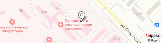 Банкомат, Сбербанк, ПАО на карте Ноябрьска
