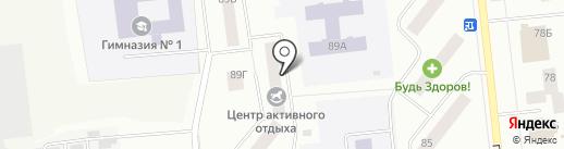 С-Принтер на карте Ноябрьска