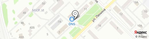 Манго на карте Ноябрьска