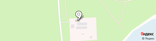 Ветеринарный кабинет на карте Ноябрьска