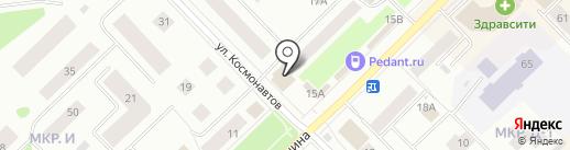 МАГИЯ КРАСОТЫ на карте Ноябрьска