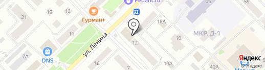 БазаMickey на карте Ноябрьска