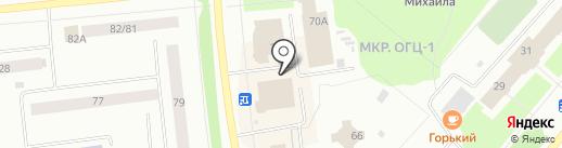 Ювелирная мастерская на карте Ноябрьска