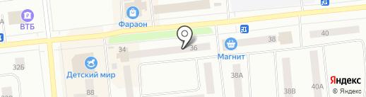 СпецЭнергоСервис на карте Ноябрьска