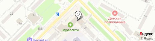 Ноль Плюс на карте Ноябрьска