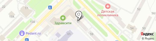 Свет и Ко, ТСЖ на карте Ноябрьска
