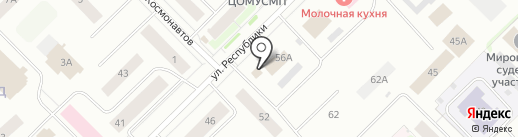 Bakery на карте Ноябрьска