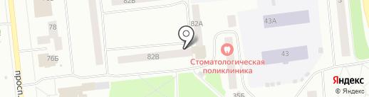 SPA-салон Елены Блищук на карте Ноябрьска