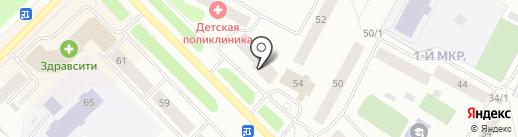 РоссТур на карте Ноябрьска
