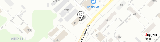 BEST WAY на карте Ноябрьска