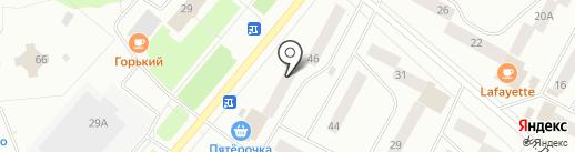 Пицца Маркет на карте Ноябрьска