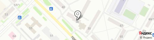 Фото Мир на карте Ноябрьска
