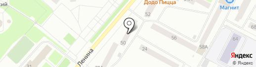Чародейка на карте Ноябрьска
