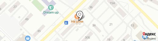 Омега Тур+ на карте Ноябрьска