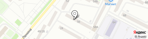 Center Mak на карте Ноябрьска