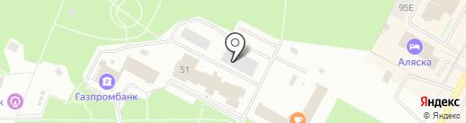 АвтоГарант на карте Ноябрьска