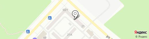 Улыбка на карте Ноябрьска