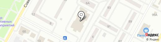 IT-Сервис на карте Ноябрьска