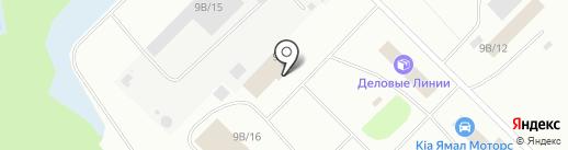 Эконом+ на карте Ноябрьска