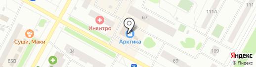 Diva на карте Ноябрьска