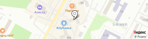 ДЕЛОВАЯ РУСЬ на карте Ноябрьска