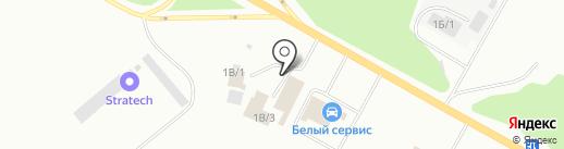 Оптово-розничная фирма на карте Ноябрьска