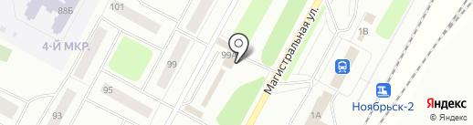 Sabotage на карте Ноябрьска