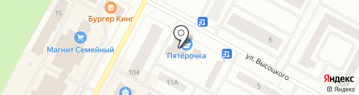 Dekor-line на карте Ноябрьска