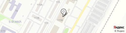 Электро-Инструменты Sturm! на карте Ноябрьска