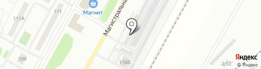 Ямалгидрошланг на карте Ноябрьска
