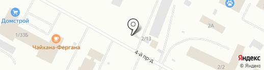 УРАЛТЕХНОЦЕНТР-СЕВЕР на карте Ноябрьска
