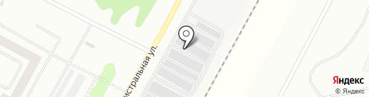 ТНВД на карте Ноябрьска