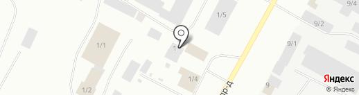 ГАЗХОЛОДМАШ на карте Ноябрьска