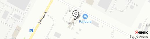 AutoРеспект на карте Ноябрьска