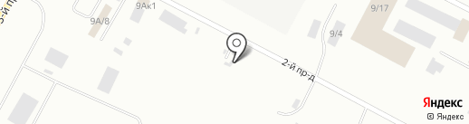 Пункт приема металла на карте Ноябрьска