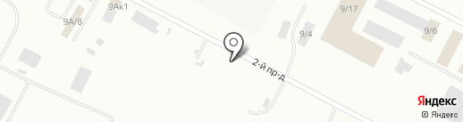 УралМет на карте Ноябрьска