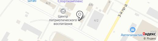 Выбор-Запчасть на карте Ноябрьска