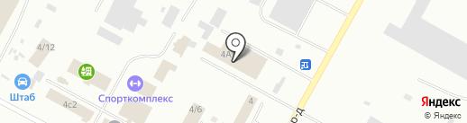 Alfapar.ru на карте Ноябрьска