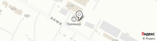 Центр Кровли и Фасада на карте Ноябрьска