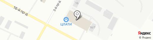 Тимур на карте Ноябрьска