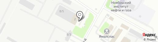 Вэлл Технолоджи на карте Ноябрьска