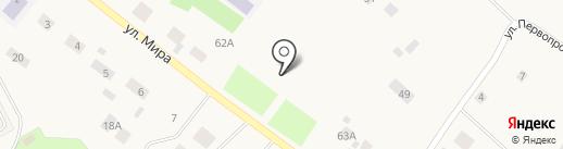 ЖИЛФОНД на карте Ханымея