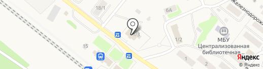 Банкомат, Банк Юрга, ПАО на карте Высокого
