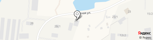 Автомойка на карте Мегиона