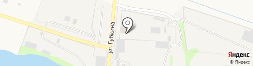 PitStop на карте Мегиона