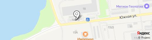 Центр токарных услуг на карте Мегиона
